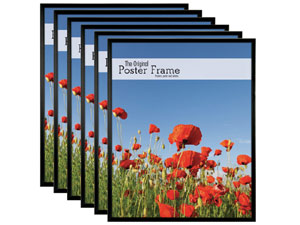 mcs original poster frames masonite back