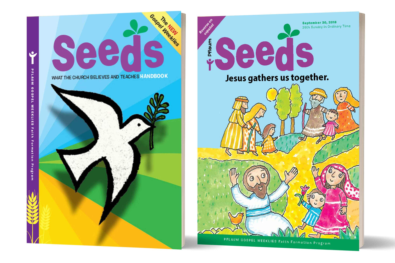 Seeds Preschool Pflaum Publishing Group