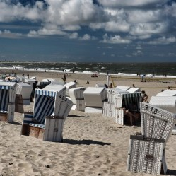 Baltrum Nordsee Strand