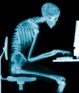 low back pain and sitting