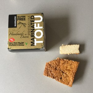 You have to try this tofu!