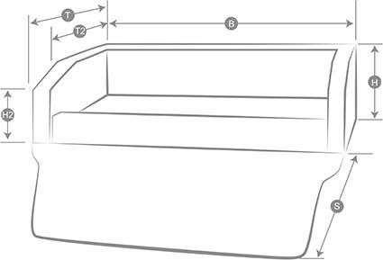 Cargo Kofferraum Abmessungen