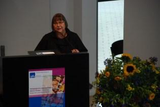 Grußwort der Erfurter Bürgermeisterin für Soziales, Fr. Thierbach