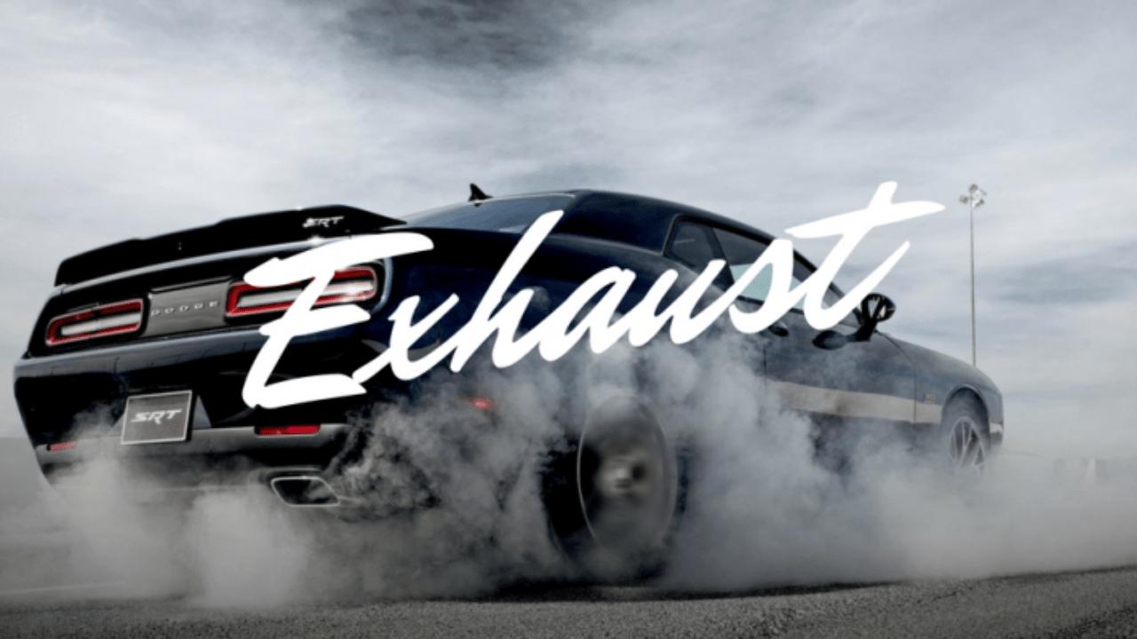challenger exhaust