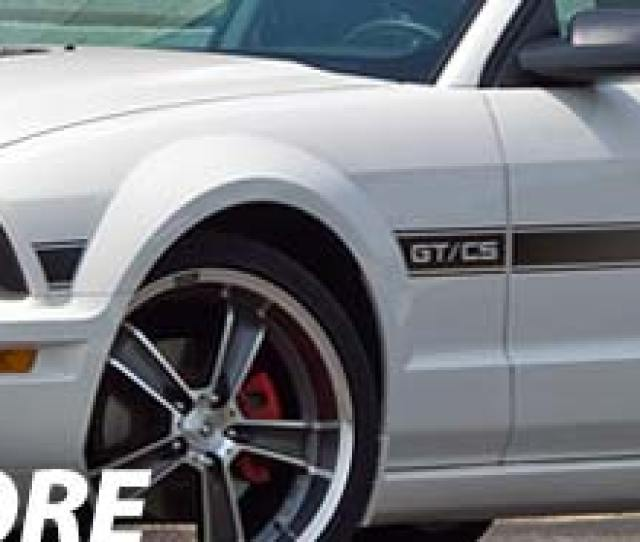 2005 2009 Ford Mustang Parts And Accessories Store