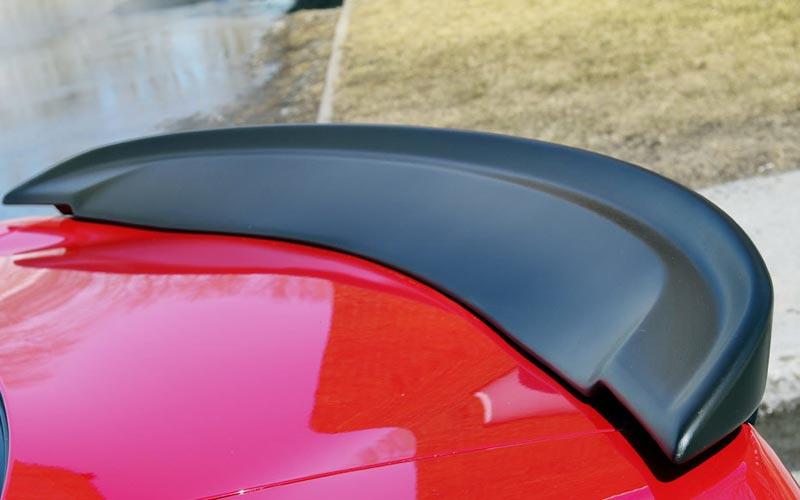 Camaro Z28 Inspired Spoiler For 2010 2013 Chevrolet Camaro