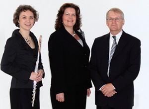 Marilou, Marleen en Jaap klein