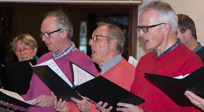 De Gemeente die zingt