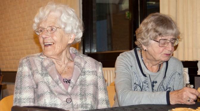 Ouderenmiddag P.G. de Hoeksteen