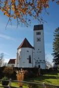Filialkirche St. Sebastian in Burk