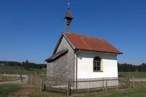 Kapelle St. Magnus in Hummeratsried