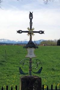 Flurkreuz bei Weibletshofen