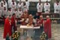 2012 - Festgottesdienst zur Altarweihe mit Bischof Konrad Zdarsa