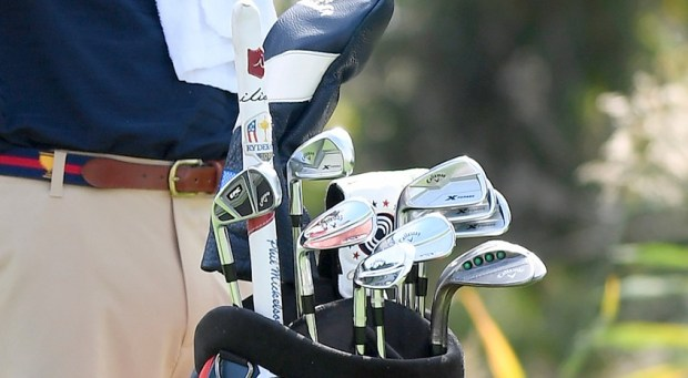 Image result for phil mickelson presidents cup irons