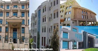 PGDM Colleges in Rajasthan