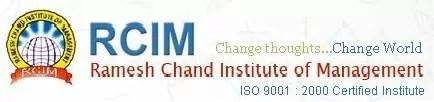 RCIM - Ramesh Chand Institute of Management