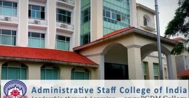 Administrative Staff College of India campus