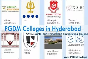 PGDM Colleges Hyderabad 2021 Admission, Eligibility