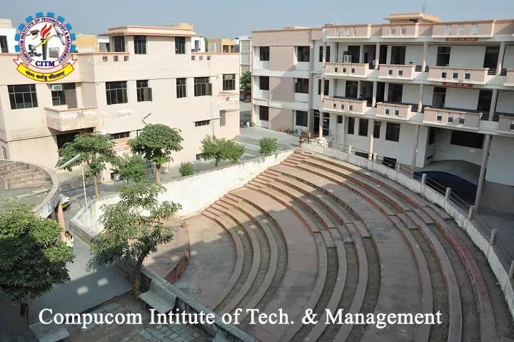 CITM Jaipur campus