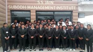 SS Jain Subodh Management Institute