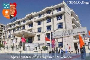 Apex Institute of Management & Science