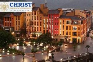 Christ Institute of Management Lavasa Pune