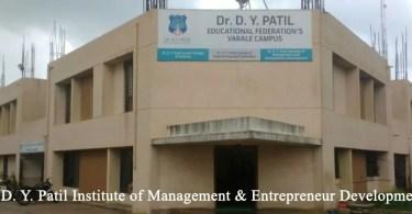 DYPIMED Pune campus