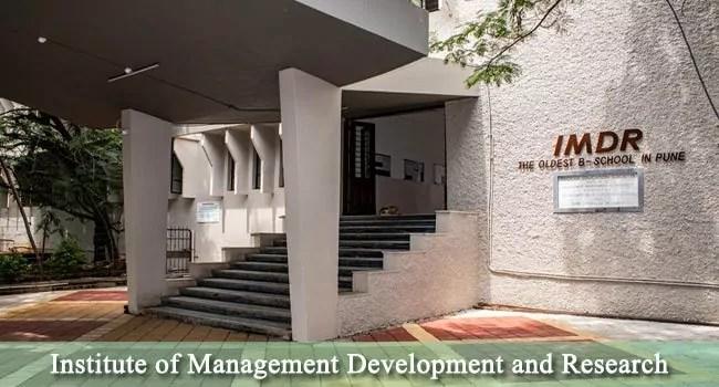 IMDR Pune Campus