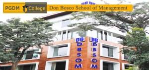 Don Bosco School of Management (DBSOM)