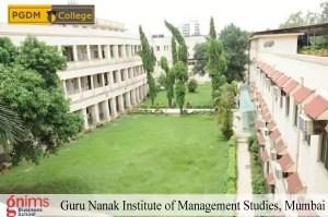 Guru Nanak Institute of Management Studies, Mumbai