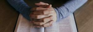 Bijbel en bidden