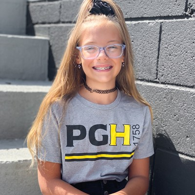 Pittsburgh Summer Shirts for Kids