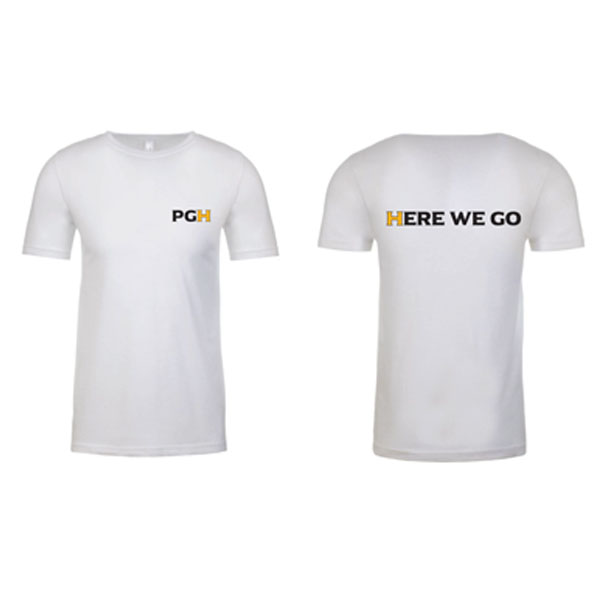 PGH Here We Go T-Shirt