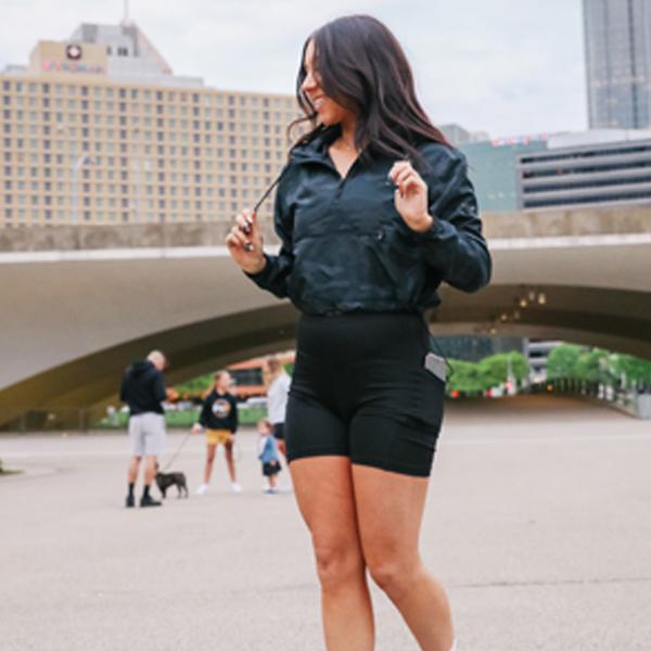 PGH Ladies Biker Shorts