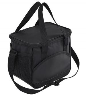 Eskimo 6 Can Cooler - Avail in: Black