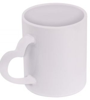Love Mug - Avail in: White