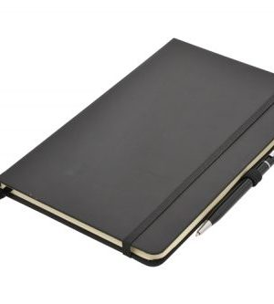 Discovery Notebook With Pen Loop - Avail in: White