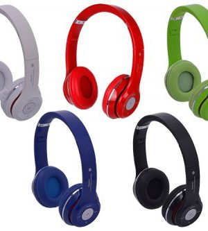 Swiss Cougar Phantom Bluetooth Headphone - Avail in: Red