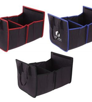 Boot Organizer - Avail in: Black / Black
