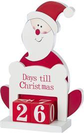 Santa Claus Countdown Calendar