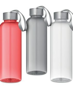 500ml plastic water bottle - BPA Free