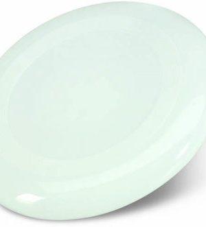 23cm Frisbee - White