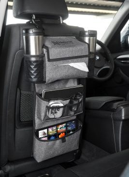 Greyston Backseat Entertainment Organiser