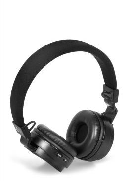 Fusion Bluetooth Headphones - Black