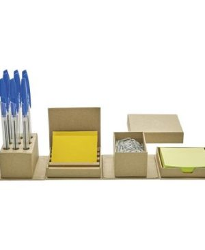 Cardboard Office Organiser