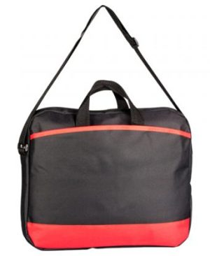 Congress Conference Bag - Avail in: Black / Black