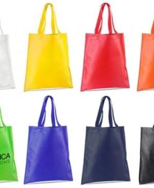 Budget Shopper Bag - Avail in: Black