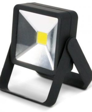 Outdoor Multi Use Spotlight - Avail in: Black