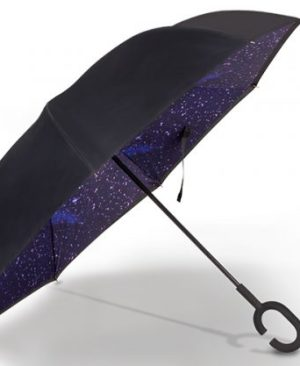 Orion Umbrella - Avail in: Black/Stars
