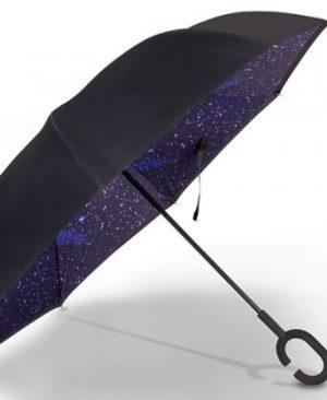 Orion Umbrella - Avail in: Black/Stars